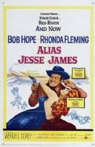 Alias Jesse James 1959 DVD - Bob Hope / Rhonda Fleming
